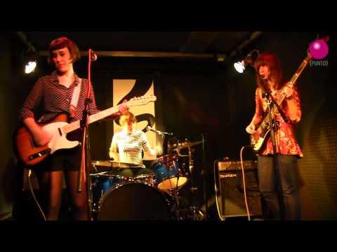 PAISANA_band - SÁNDWICH @SalaJuglar 19/02/2015 @madrid_radical