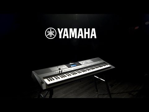 Yamaha PSR EW410 Digital Piano | Gear4music demo