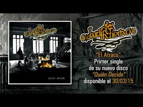 """JARDÍN INFIERNO """"El Atraco"""" (Audiosingle)"""