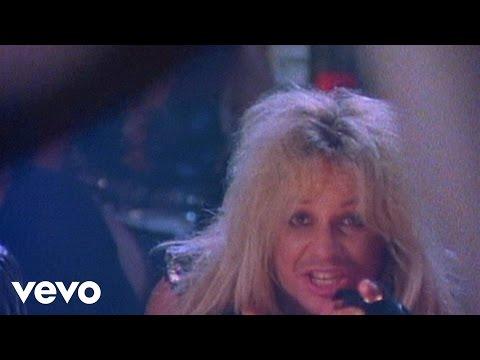 Mötley Crüe - Girls Girls Girls (Official Music Video)