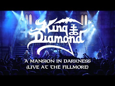 King Diamond - A Mansion in Darkness (Live at The Fillmore) (CLIP)