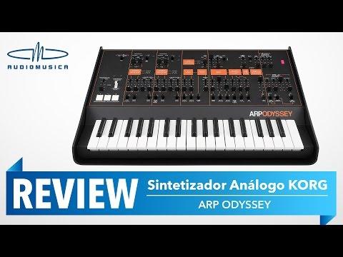 REVIEW / Sintetizador análogo Korg ARP Odyssey | Con Paul Hartnoll (Orbital)