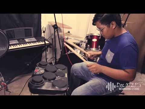 Bruno Mars - That's What I Like (Drum Cover) - ALESIS COMPACTKIT 7 / Medeli DD315