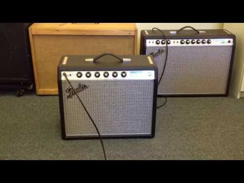Fender 68 Custom Princeton Reverb Demo