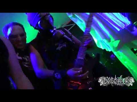 EXXECUTOR - JUEGAN A SER DIOS - MMM2018 (Monstruos del Metal Mexicano 2018)