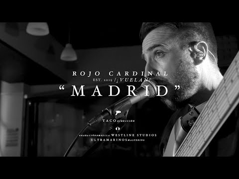 Rojo Cardinal - Madrid (Official Video)