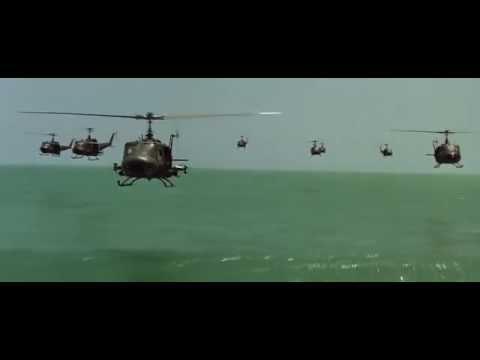 Apocalypse Now - La Cabalgata de las Valkirias