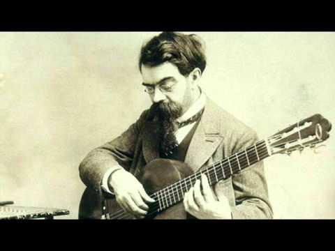 Capricho Arabe de Francisco Tárrega (Jürgen Rost, guitarrista)
