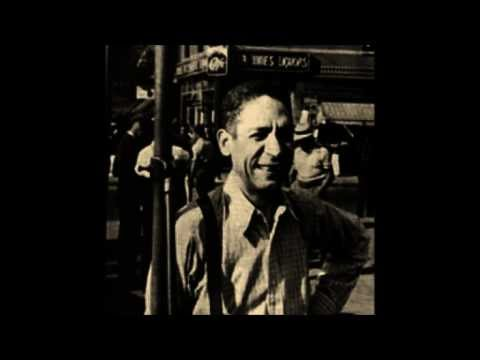 Jelly Roll Morton - Winin' Boy Blues - Library of Congress 1939