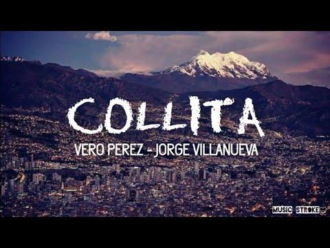 """Collita"" Vero Pérez - Jorge Villanueva (Letra Lyrics)"