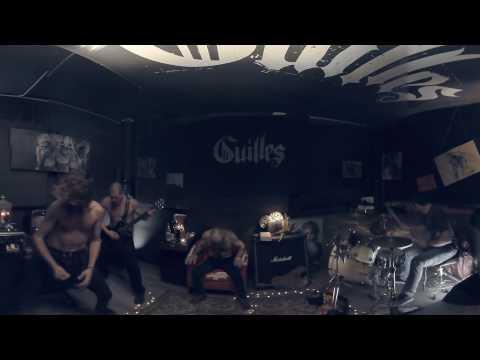 """GUILLES """"Enraged"""" (360º Vídeo)"""