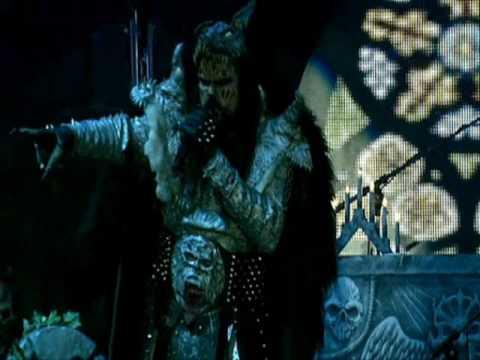 Lordi - Bringing back the balls to rock (live Stockholm 2007)