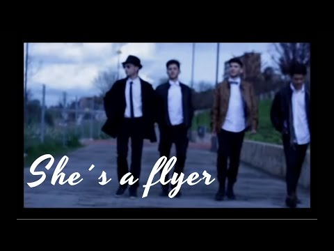 R.A.I.N - She´s a flyer [Official Music Video]