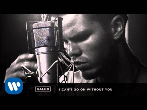 """KALEO """"I Can't Go On Without You"""" [Official Audio]"""