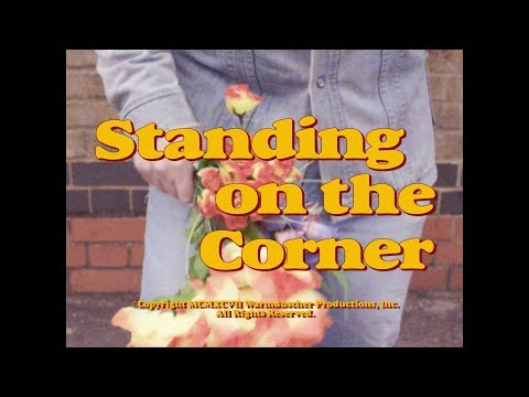 Warmduscher - Standing On the Corner