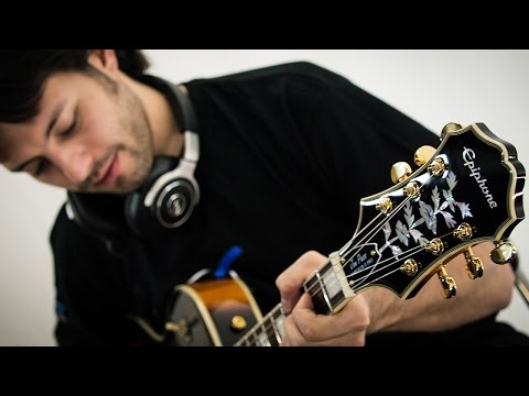 Epiphone Joe Pass Emperor II PRO Video Test
