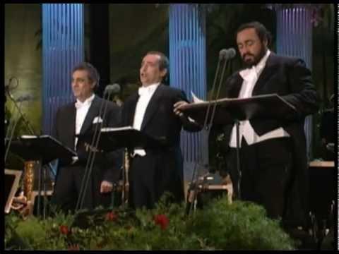 La Traviata - Plácido Domingo, Luciano Pavarotti & José Carreras