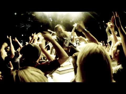 Stone Sour - Gone Sovereign / Absolute Zero [OFFICIAL VIDEO]