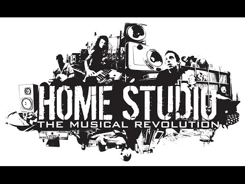 Home Studio - The Musical Revolution
