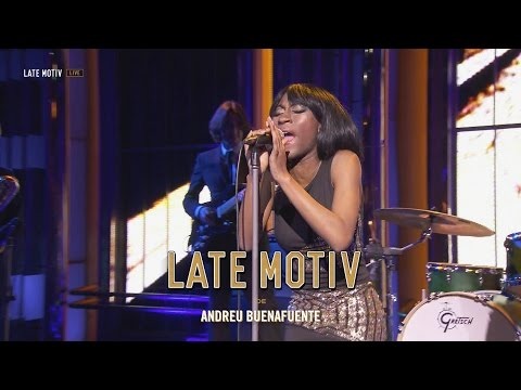 LATE MOTIV - The Excitements. The mojo train | #LateMotiv68
