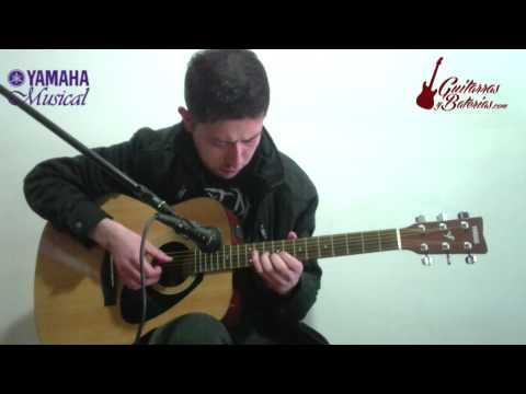 Guitarra electroacustica Yamaha FX-310A en Colombia