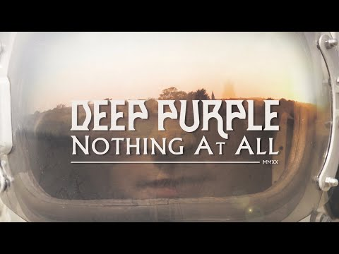 """Deep Purple """"Nothing At All"""" Official Music Video - New album """"Whoosh!"""" out now"""