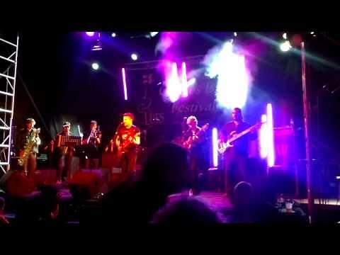 Charly Glez and Crazy Blues Festival Internacional de blues de cáceres