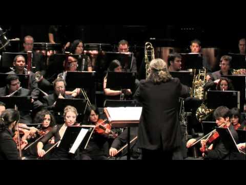 OFFICIAL VIDEO Sinfonía Fantástica- Berlioz 2º mov.