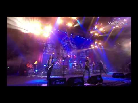 Saxon - Crusader (Live At Wacken 2014)