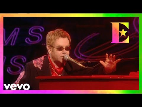 Elton John - Your Song (The Colosseum, Las Vegas 2005)