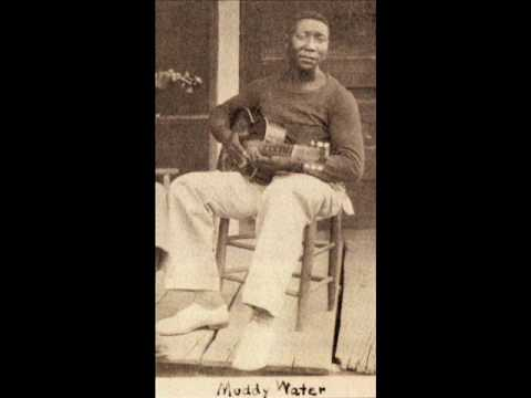 Why Don't You Live So God Can Use You, MUDDY WATERS, (1942) Blues Guitar Legend