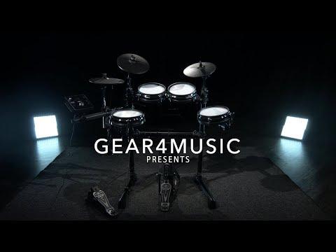 Digital Drums 420X Mesh Electronic Drum Kit | Gear4music