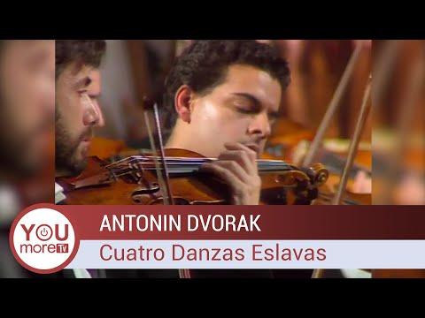 Antonin Dvorak | Cuatro Danzas Eslavas
