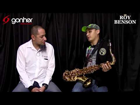 Saxofones Roy Benson - Missael Panteón Rococó