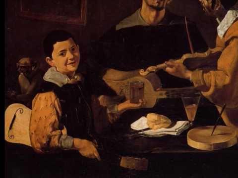 Gaspar Sanz. Canarios