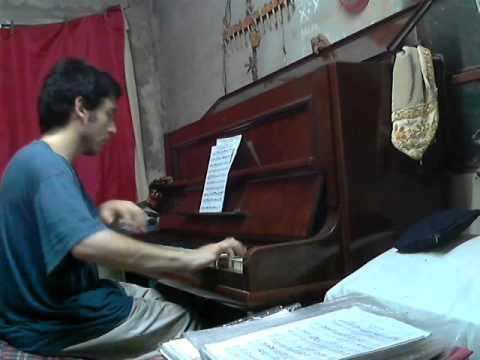 Un beso a mi Perro Jorge Padula Perkins y Alfredo Figueras piano solo