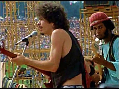 "Santana - Evil Ways 1969 ""Woodstock"" Live Video Sound HQ"