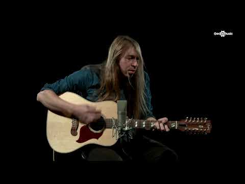 Gibson Songwriter 12-String 2019, Antique Natural   Gear4music demo