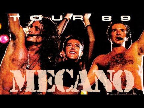 MECANO - TOUR'89 Sevilla, Estadio Benito Villamarín
