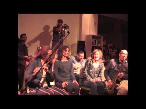 ESTREA (Orquesta de libre improvisación Raras Músicas)