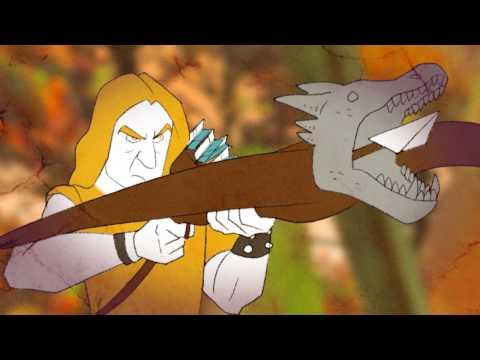 Eveth - Conjura de Villano (Videoclip Oficial)