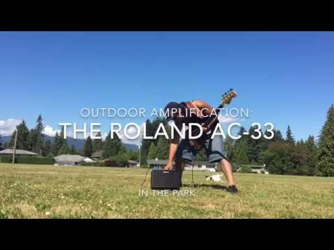 AC-33 Demo (outdoor)