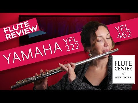 Yamaha YFL 222 and YFL 462 | FCNY Sponsored Review