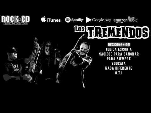 Los Tremendos - Desconexión (Disco Completo Oficial)