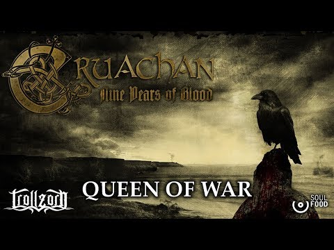 CRUACHAN - QUEEN OF WAR (OFFICIAL LYRICVIDEO) | TROLLZORN