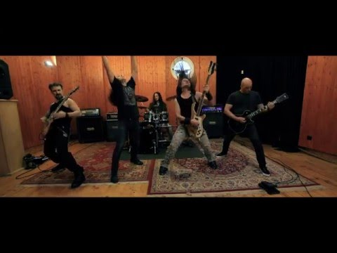 "THE SWEET METAL BAND ""Bleeding"" (Videoclip)"