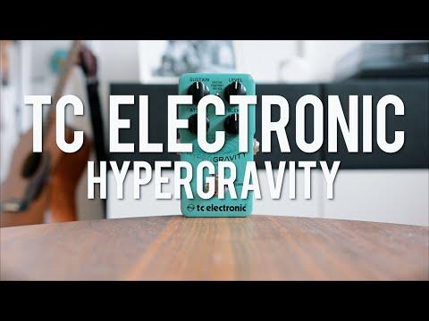 TC Electronic Hypergravity Compressor (demo)