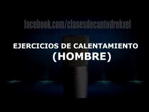 EJERCICIOS DE CALENTAMIENTO 10 MIN. (HOMBRE) 1era. parte