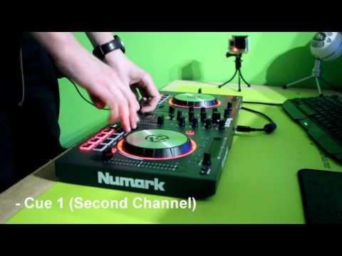 Numark Mixtrack 3 Demo