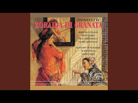 Zoraida di Granata, Act 1: Overture